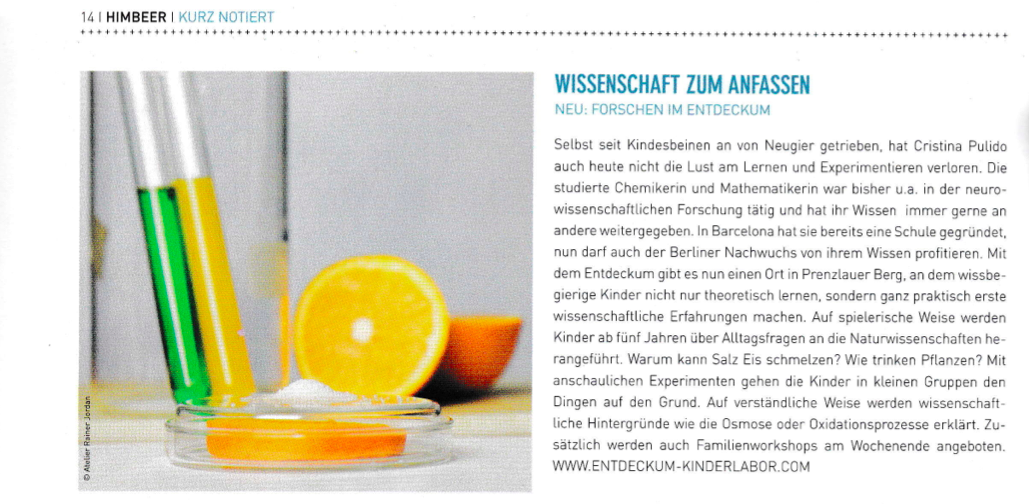 Himbeer-Magazin (Dez 2015 - Jan 2016)