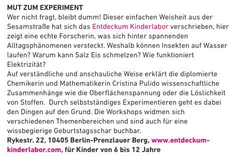 Himbeer - Magazin online