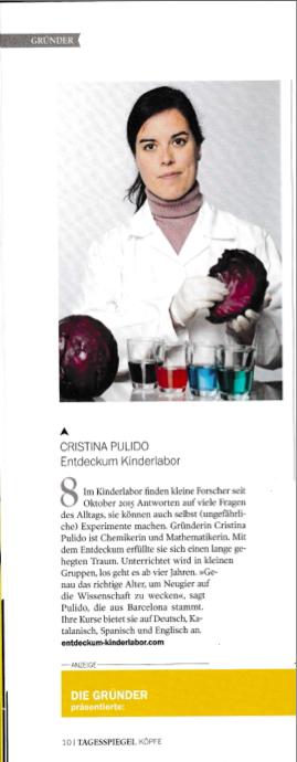 Tagesspiegel-Köpfe (Juni-Juli 2016)